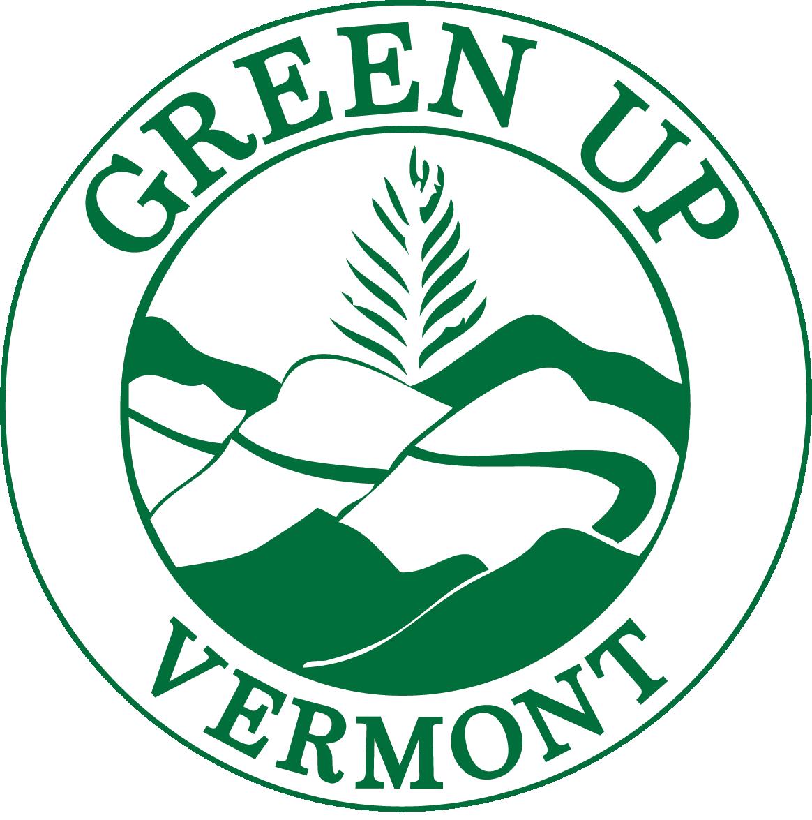 Green Up Vermont Logo
